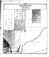 Joliet City - Section 2, Will County 1893