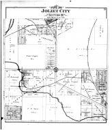 Joliet City - Section 22, Will County 1893