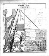 Joliet City - Section 3, Will County 1893