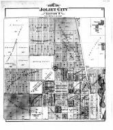 Joliet City - Section 4, Will County 1893