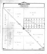 Joliet City - Section 5, Will County 1893