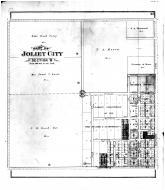 Joliet City - Section 8, Will County 1893