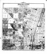 Joliet City - Section 9, Will County 1893