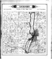 Lockport Township, Des Plains River, Will County 1893