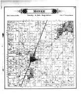 Monee Township, Will County 1893