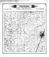 Peoptone Township, Will County 1893