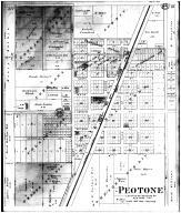Peotone, Will County 1893
