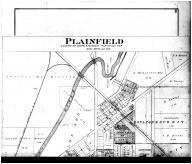 Plainfield - Above, Will County 1893