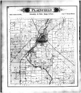 Plainfield Township, Walker, Caton Farm, Will County 1893