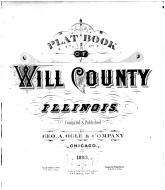 Title Page, Will County 1893