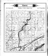 Troy Township, Des Plaines River, Orinton, Will County 1893
