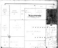 Wallingford, Wilton Center - Above, Will County 1893