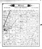 Will Township, Will County 1893