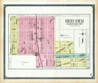Beecher, Will County 1909 to 1910