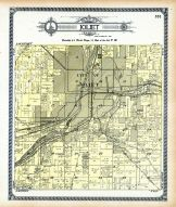 Index Map - Joliet City and Township, Will County 1909 to 1910