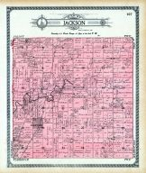 Jackson Township, Will County 1909 to 1910