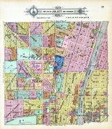 Joliet City - Section 9, Will County 1909 to 1910