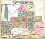 Joliet City - Sections 11 and 12, Will County 1909 to 1910