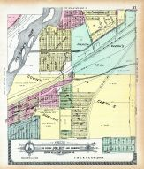 Joliet City - Sections 21 and 28, Will County 1909 to 1910