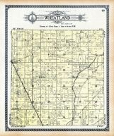 Wheatland Township, Will County 1909 to 1910