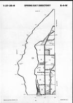 Map Image 003, Woodford County 1990