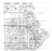 Carr Township, Wilson, Dallas, Bennettsville, Carwood, Clark County 1918