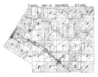 Monroe Township, Otisco, Underwood, Henryville, Clark County 1918