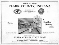 Title Page, Clark County 1918
