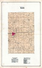 Barr Township - East, Daviess County 1888