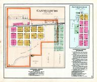 Cannelburg and Alfordsville, Daviess County 1888