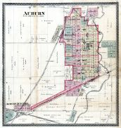 Auburn, Auburn Junction, DeKalb County 1880