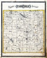 Fairfield Township, DeKalb County 1880
