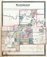 Waterloo, DeKalb County 1880