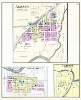 Albany, Granville, Clifton, Delaware County 1887