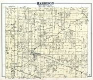 Harrison Township, Delaware County 1887