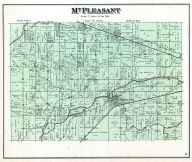 Mt. Pleasant Township, Delaware County 1887