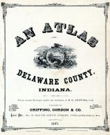 Title Page, Delaware County 1887