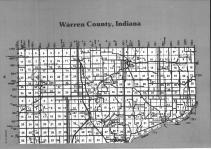 Warren County Index Map 001, Fountain and Warren Counties 1993