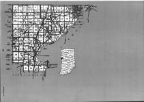 Warren County Index Map 002, Fountain and Warren Counties 1993