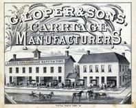 G. Loper and Sons, Carriage Manufacturers