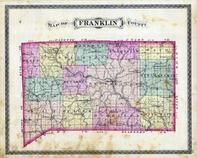 Franklin County 1882 Indiana Historical Atlas
