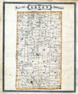 Green Township, Grant County 1877