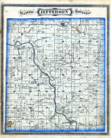 Jefferson Township, Grant County 1877