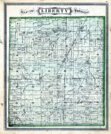 Liberty Township, Grant County 1877