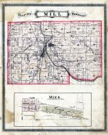 Mill Township, Mier, Grant County 1877