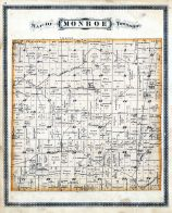 Monroe Township, Grant County 1877