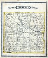 Pleasant Township, Grant County 1877