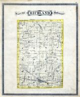 Richland Township, Grant County 1877