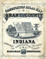 Title Page, Grant County 1877
