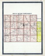Blue River Township, Henry County 1893